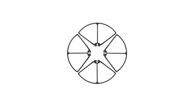 Защита лопастей черная для квадрокоптера Syma X8HW/HC/HG , 4шт. 1