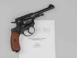 3742 Макет массогабаритный револьвера Наган