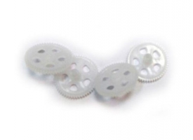 Шестерни для квадрокоптера Syma X5HW/HC комплект 4шт.