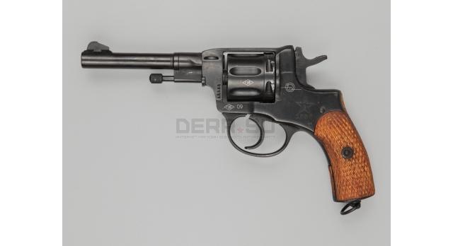 Револьвер сигнальный Наган «Блеф» / 1939 год №АД184 [наган-64]