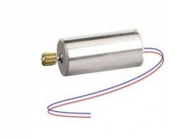 Мотор A для квадрокоптера Syma X54HW/HC,  красно-синие провода