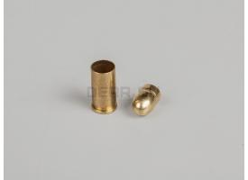 Комплект 7.65х17-мм (32 auto) пуля с декапсюлированной гильзой