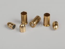 3756 Комплект 7.65х17-мм (32 auto) пуля с капсюлированной гильзой