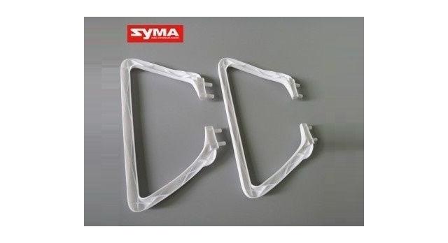 Посадочные шасси  для квадрокоптера Syma X54HW 1