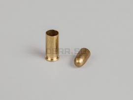 3759 Комплект 6.35х15-мм (25 auto) пуля с декапсюлированной гильзой