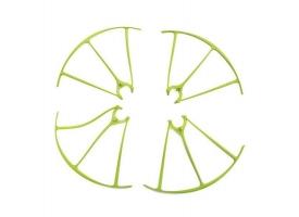 Защита лопастей для квадрокоптера Syma X5HW/HC, зеленая