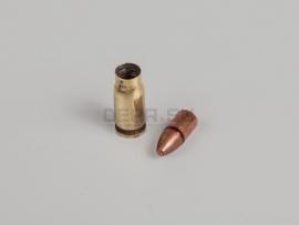 3763 Комплект 5.45х18-мм (ПСМ) пуля с капсюлированной гильзой