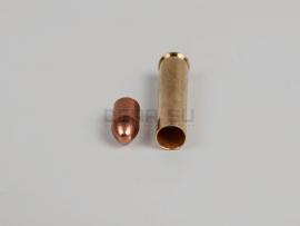 3765 Комплект 7.62х38-мм (Наган) пуля с капсюлированной гильзой