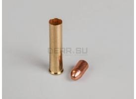 Комплект 7.62х38-мм (Наган) пуля с декапсюлированной гильзой
