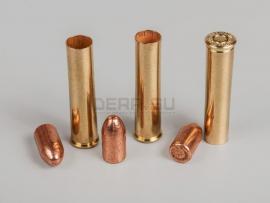 3768 Комплект 7.62х38-мм (Наган) пуля с капсюлированной гильзой