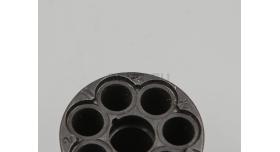 Барабан для револьвера Наган / Под сигнальный Блеф оригинал склад клеймо звезда [наган-95]