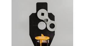 Мишень автовозвратная с несколькими уровнями сложности / 5.45х39-мм, 5.56х45-мм (.223 REM) [мт-468]