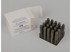 Холостые патроны 7.92х57-мм (57ТК на базе 8х57 IS) / Трофейные обжатые звездочкой [сиг-50]