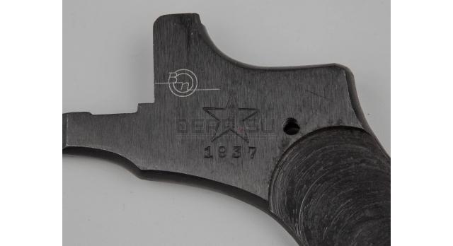 Крышка для револьвера Наган / Оригинал склад клеймо Ижевск 1937 год [наган-56(3)]