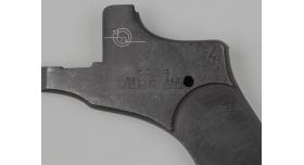 Крышка для револьвера Наган / Оригинал склад клеймо Тула 1928 год [наган-56(5)]