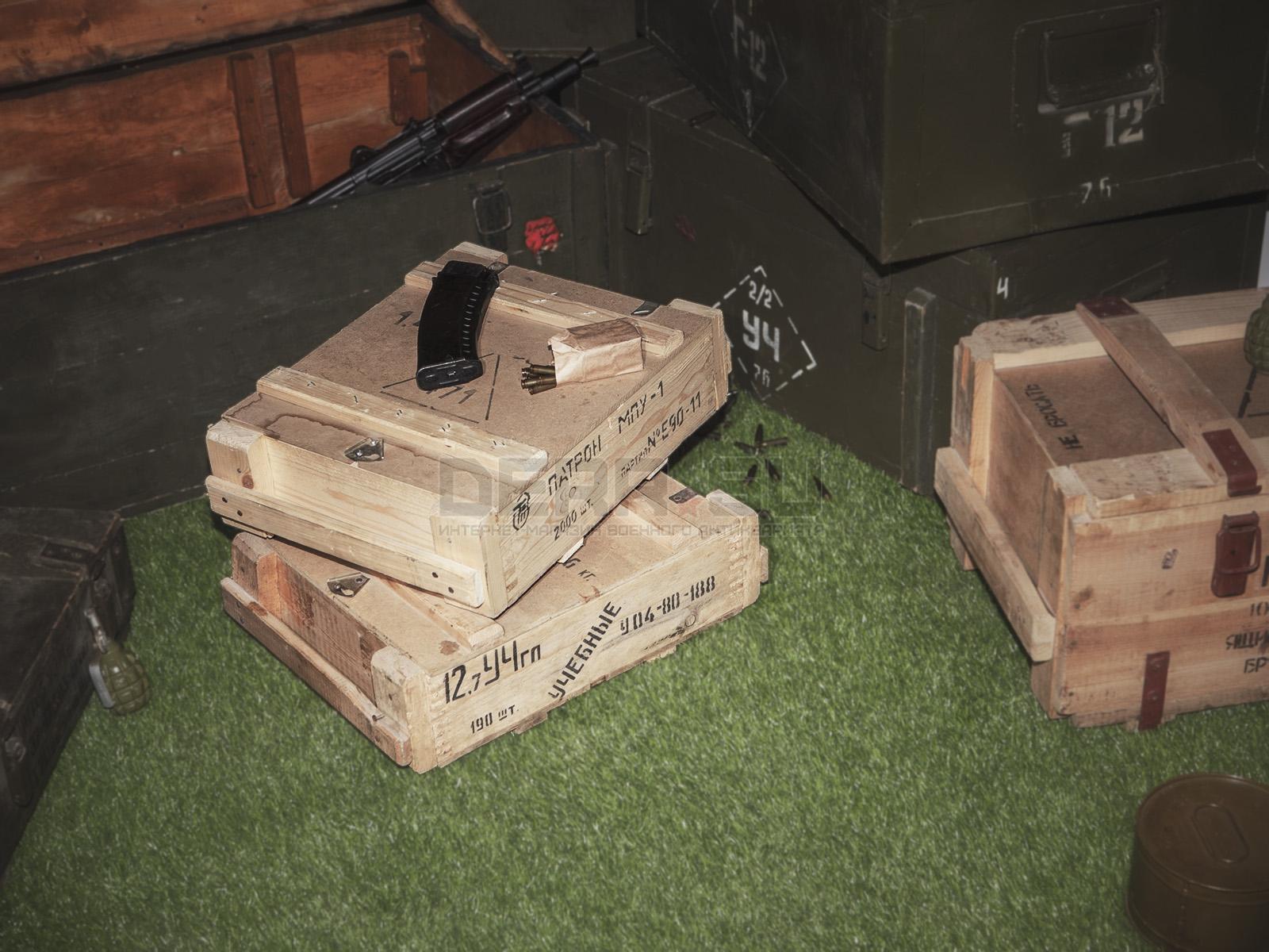 патронный ящик армейский купить прихожей