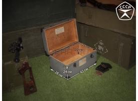 Укупорочный ящик для запасных частей, инструмента и принадлежностей