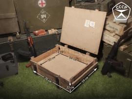 3836 Армейский укупорочный ящик РХБЗ для регенеративных патронов РП-4