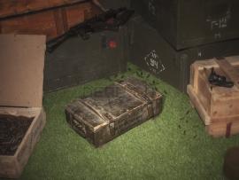 3844 Армейский укупорочный ящик для учебных гранат РГД-5 и запалов УЗРГМ-2