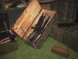 3849 Армейский укупорочный оружейный ящик