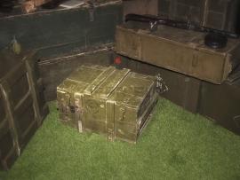 3850 Армейский транспортный контейнер для хрупких грузов