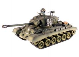 Р/У танк Taigen 1/16 M26 Pershing Snow leopard (США) PRO 2.4G RTR