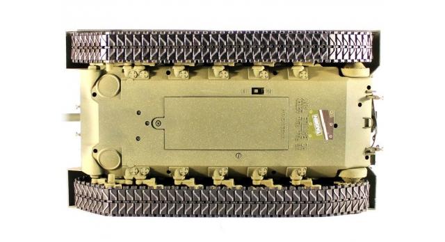Р/У танк Taigen 1/16 M26 Pershing Snow leopard (США) PRO 2.4G RTR 2