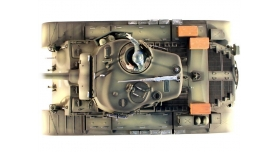 Р/У танк Taigen 1/16 M26 Pershing Snow leopard (США) PRO 2.4G RTR 3