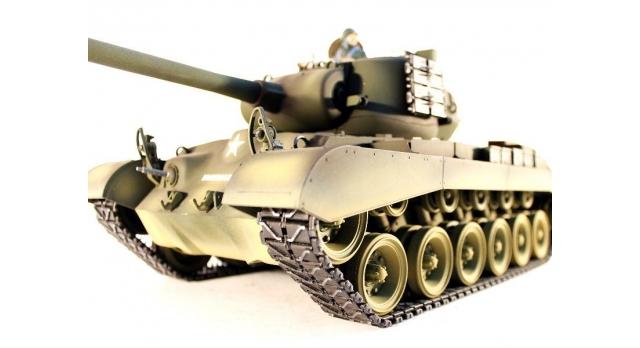 Р/У танк Taigen 1/16 M26 Pershing Snow leopard (США) PRO 2.4G RTR 4