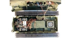Р/У танк Taigen 1/16 M26 Pershing Snow leopard (США) PRO 2.4G RTR 5