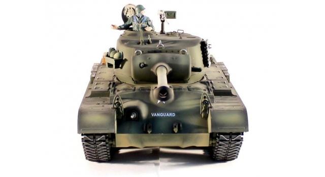 Р/У танк Taigen 1/16 M26 Pershing Snow leopard (США) PRO 2.4G RTR 7