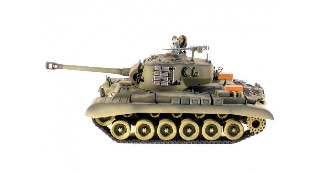 Р/У танк Taigen 1/16 M26 Pershing Snow leopard (США) PRO 2.4G RTR 8