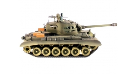 Р/У танк Taigen 1/16 M26 Pershing Snow leopard (США) PRO 2.4G RTR 11