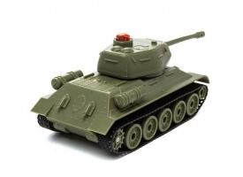 Р/У танк Huan Qi T-34 масштаб 1:32 2.4G + акб. 1