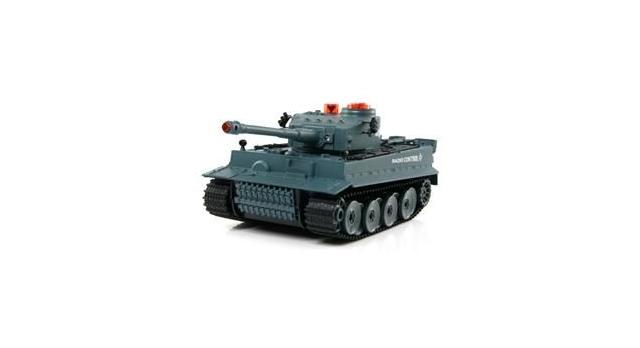 Р/У танк Huan Qi Tiger 1:24 для танкового боя, 2.4G RTR + акб и ЗУ 1