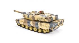 Р/У танковый бой Huan Qi Abrams и Abrams 1:24 2.4G (два танка, з/у, акк) 4