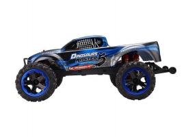Радиоуправляемый монстр Remo Hobby Dinosaurs Master Brushless UPGRADE 4WD 2.4G 1/8 RTR 1