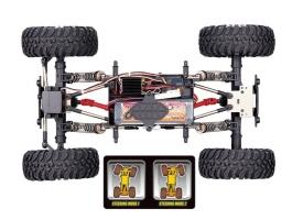 Радиоуправляемый краулер Remo Hobby Mountain Lion Xtreme 4WD 2.4G 1/10 RTR 1
