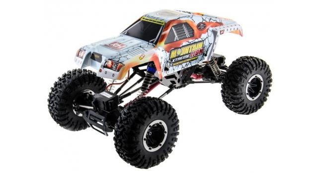 Радиоуправляемый краулер Remo Hobby Mountain Lion Xtreme 4WD+4WS 2.4G 1/10 RTR 1