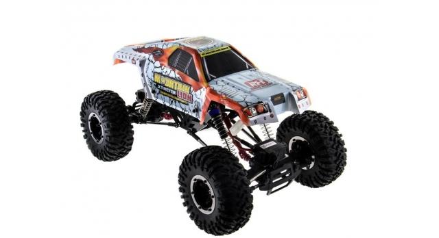 Радиоуправляемый краулер Remo Hobby Mountain Lion Xtreme 4WD+4WS 2.4G 1/10 RTR 3