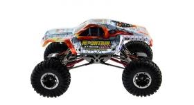 Радиоуправляемый краулер Remo Hobby Mountain Lion Xtreme 4WD+4WS 2.4G 1/10 RTR 9