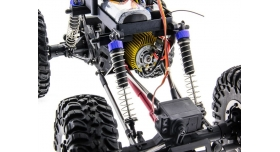 Радиоуправляемый краулер Remo Hobby Mountain Lion Xtreme 4WD+4WS 2.4G 1/10 RTR 10
