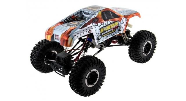 Радиоуправляемый краулер Remo Hobby Mountain Lion Xtreme 4WD+4WS 2.4G 1/10 RTR 12
