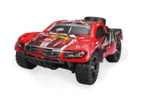 Радиоуправляемый шорт-корс Remo Hobby Rocket (красный) 4WD 2.4G 1/16 RTR