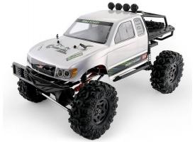 Радиоуправляемый краулер Remo Hobby Trial Rigs Truck (серебристый) 4WD 2.4G 1/10 RTR