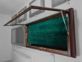 3938 Настенные витрины для домашней коллекции