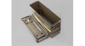 Армейский укупорочный патронный ящик NATO / Железный без перегородок (48х16х24) [ящ-12]