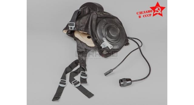 Лётный шлемофон ВВС СССР (ШЛ-82) / Оригинал склад 57 размер [сн-225]