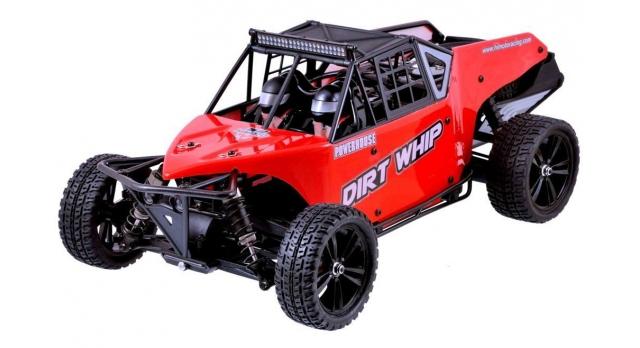 Радиоуправляемая багги Himoto Dirt Wrip Brushless 4WD 2.4G 1/10 RTR 1