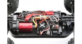 Радиоуправляемая багги Himoto Dirt Wrip Brushless 4WD 2.4G 1/10 RTR 3